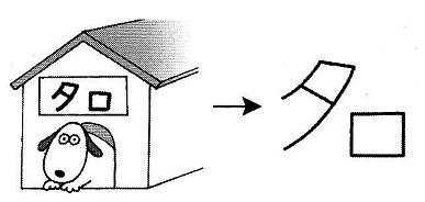 kanji 名
