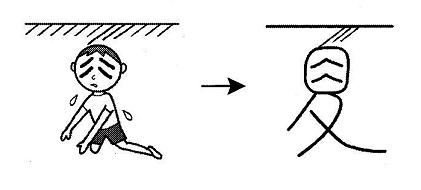 kanji 夏