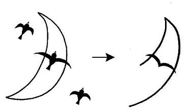 kanji 夕