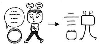 kanji 説