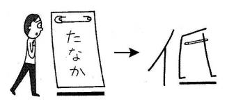 kanji 低