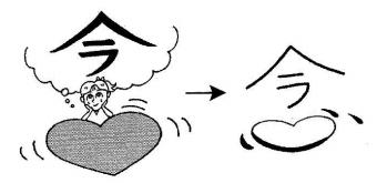 kanji 念