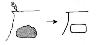 kanji 石
