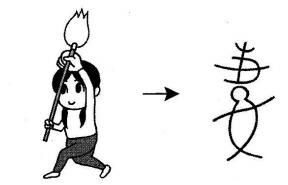 kanji 妻