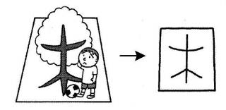 kanji 困