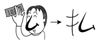 kanji 払