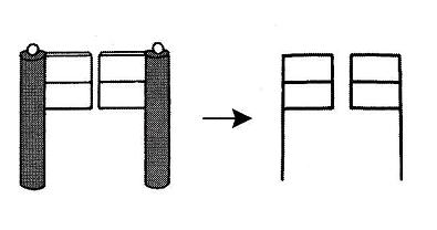 kanji 門
