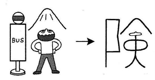 kanji 険