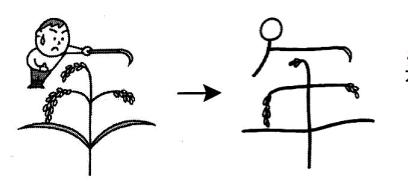 kanji 年