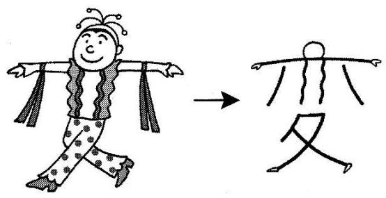 kanji 変