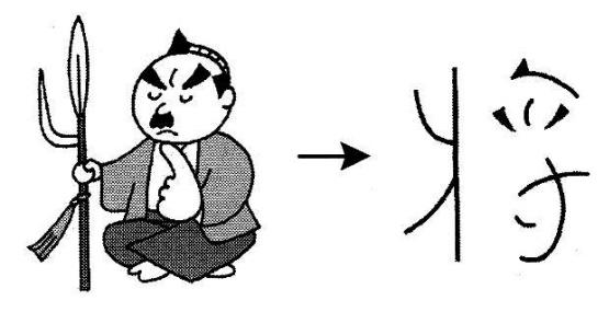 kanji 将