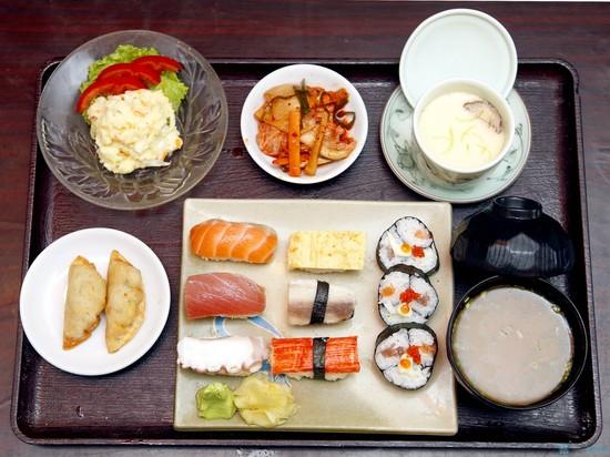 10 bí quyết ăn uống của người Nhật