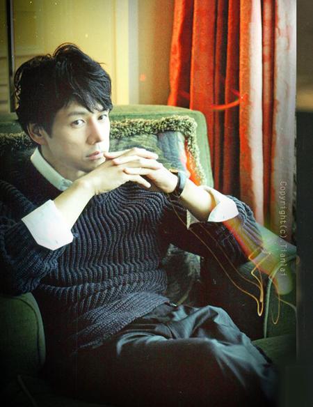 Hidetoshi Nishijima 10 nghệ sĩ nam phái đẹp Nhật muốn ôm nhất
