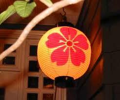 den long giay nhat ban 30 món quà lưu niệm phổ biến tại Nhật Bản