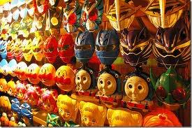 mat na ngo nghinh 30 món quà lưu niệm phổ biến tại Nhật Bản