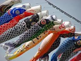 Koinobori 30 món quà lưu niệm phổ biến tại Nhật Bản