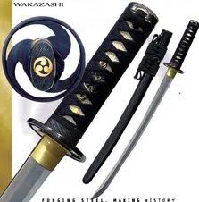 kiem Samurai nhat ban 30 món quà lưu niệm phổ biến tại Nhật Bản
