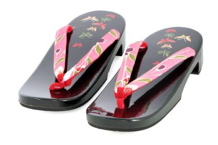 zori kimono 30 món quà lưu niệm phổ biến tại Nhật Bản