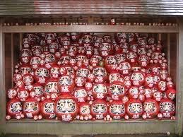 daruma 30 món quà lưu niệm phổ biến tại Nhật Bản