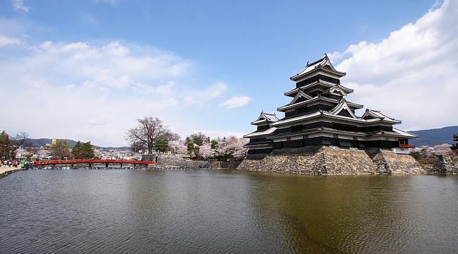 5 lâu đài đẹp nhất xứ sở hoa anh đào