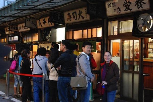 sushi dai nhatban 7 nhà hàng bạn không nên bỏ qua khi đến Tokyo