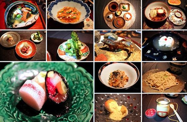 ryugin japan 7 nhà hàng bạn không nên bỏ qua khi đến Tokyo