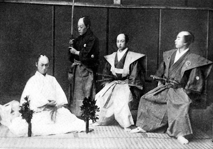 Bí ẩn về nghi thức mổ bụng tự sát của các Samurai