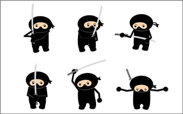 Ninjutsu – môn võ bí truyền của các Ninja
