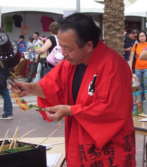 to he Amezaiku japan 1 Amezaiku   Tò he ở Nhật