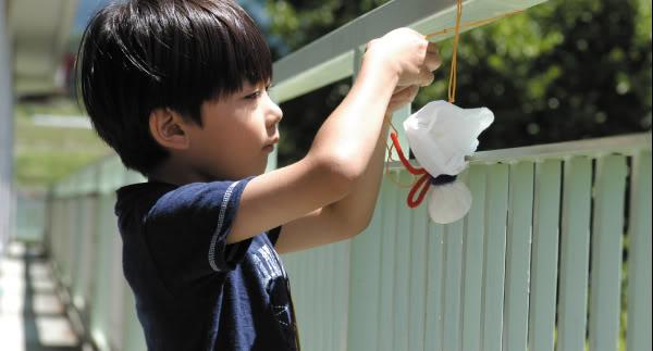 Teru Teru bouzu 7 Búp bê cầu nắng Tezu Tezu Bouzu Nhật Bản