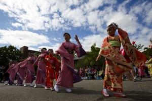 Bon Odori Các lễ hội truyền thống Nhật Bản