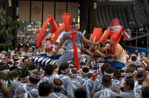 TENJIN Các lễ hội truyền thống Nhật Bản