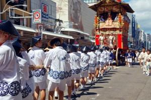 GION Các lễ hội truyền thống Nhật Bản