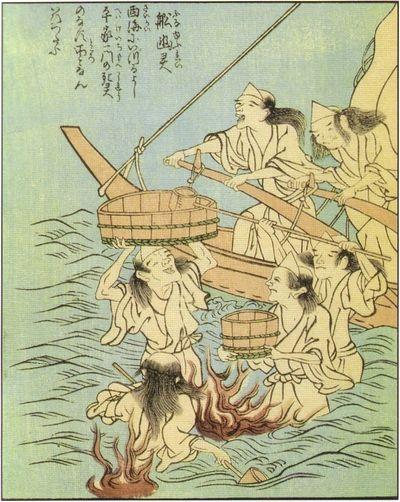 japanese yurei Các loại ma ở Nhật Bản (p1)