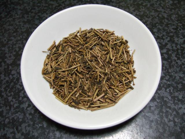 houjicha Các loại trà ở Nhật Bản