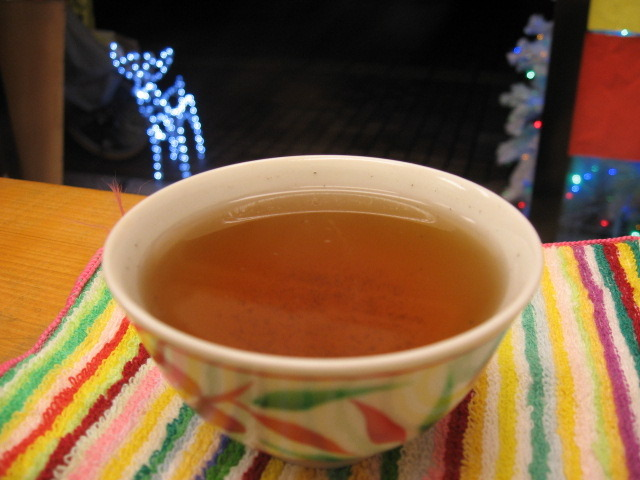 houjicha cup Các loại trà ở Nhật Bản