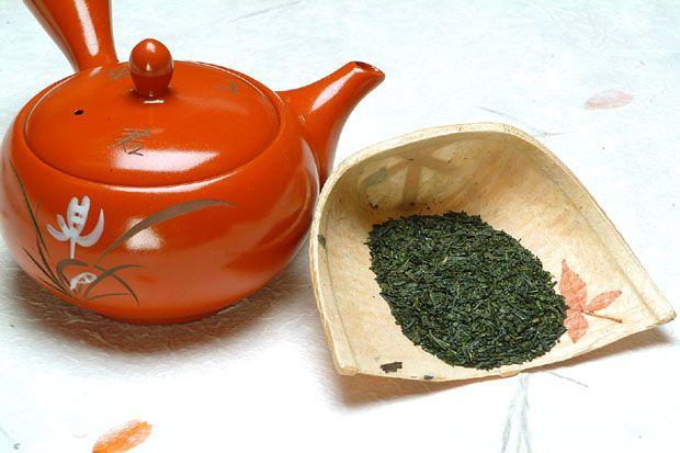 mecha2 Các loại trà ở Nhật Bản