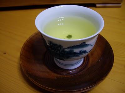tamaryokucha teacup Các loại trà ở Nhật Bản