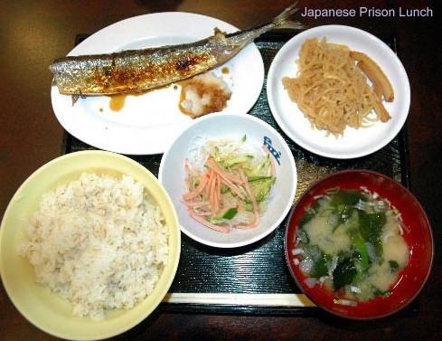 an com tu tai nhat ban 1 Cơm tù tại Nhật Bản như thế nào?