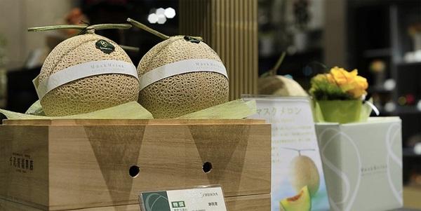 cua hang trai cay Sembikiya tokyo Cửa hàng trái cây đắt đỏ bậc nhất Tokyo