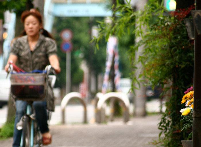 xe dap nhat Đi xe đạp ở Nhật Bản như thế nào?