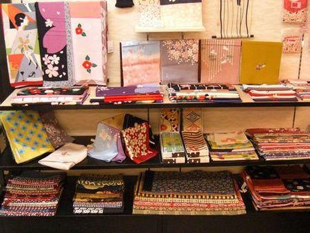 Furoshiki nhatban 4 Furoshiki: Vuông khăn Nhật Bản