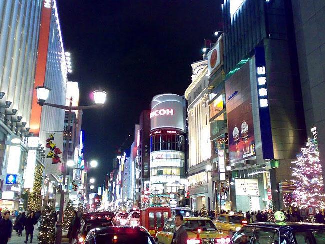 5. 1 Ginza   thiên đường ăn chơi thời thượng của Tokyo