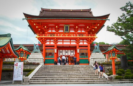 Khi người Nhật làm du lịch…
