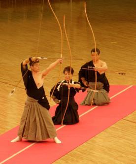 kyudo 3 Kyudo(弓道) – Nghệ thuật bắn cung Nhật Bản