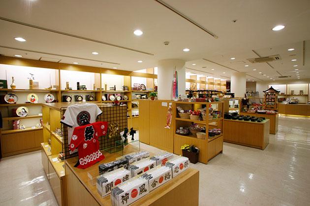 Oriental Bazaar3 La cà những khu mua sắm tuyệt nhất Tokyo