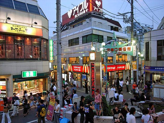 Shimokitazawa 4 La cà những khu mua sắm tuyệt nhất Tokyo