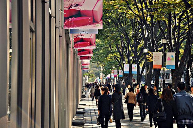 Omotesando Hills 3a La cà những khu mua sắm tuyệt nhất Tokyo