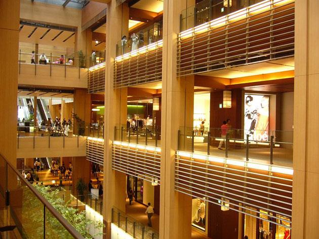 Roppongi Hills 3 La cà những khu mua sắm tuyệt nhất Tokyo