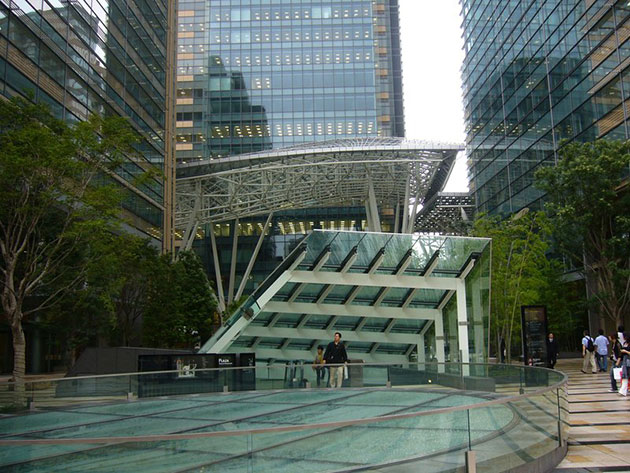 Roppongi Hills 4 La cà những khu mua sắm tuyệt nhất Tokyo